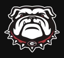 Georgia Bulldogs by CJRDesign