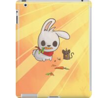 Bunny and Mouse iPad Case/Skin