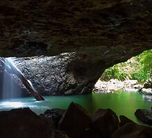 Natural Arch by McguiganVisuals