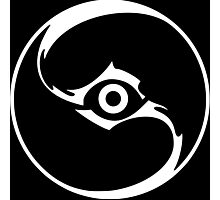 LoK - Spectral symbol Photographic Print