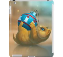 I just found a funny toy! iPad Case/Skin