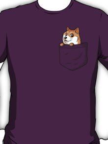 Doge Pocket (Pocket Doge T-Shirt) T-Shirt