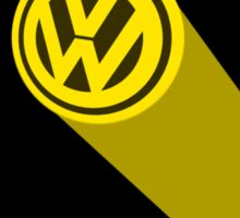 VW Mobile Sticker