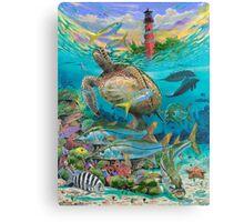 Jupiter Haven Canvas Print