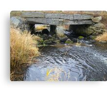 Acushnet River - Massachusetts Canvas Print