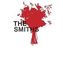 The Smiths Bouquet Photographic Print