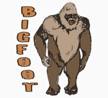 Bigfoot by saltypro