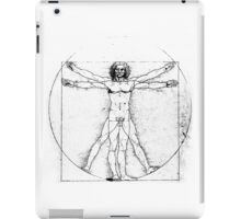 Vitruvian Man iPad Case/Skin