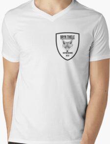 BTCD logo shield Mens V-Neck T-Shirt