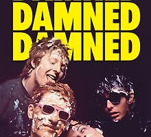 The Damned - Damned Damned Damned by Slave UK