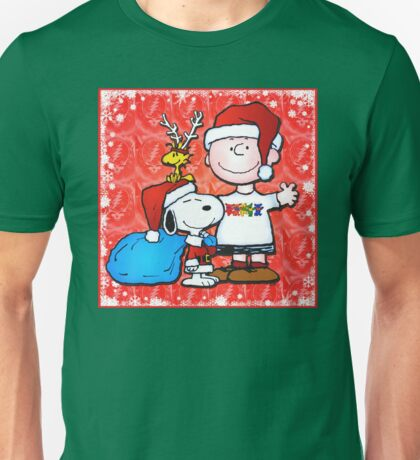 charlie brown christmas Unisex T-Shirt