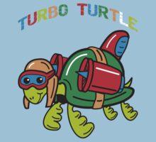 Turbo Turtle Kids Clothes