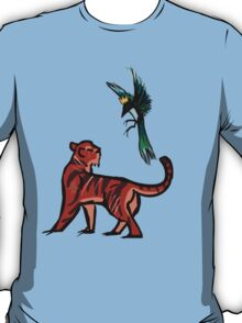 Tiger and Magpie T-Shirt