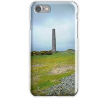 Chimney On The Moorland iPhone Case/Skin