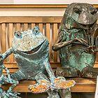 Frog Family by Thad Zajdowicz
