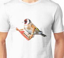 Bird With Keytar Unisex T-Shirt