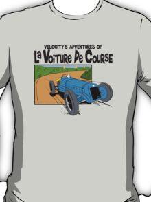 1927 Delage Tintin T-Shirt