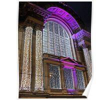 Brussels illuminations Poster
