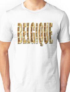 Belgium wafelland Unisex T-Shirt