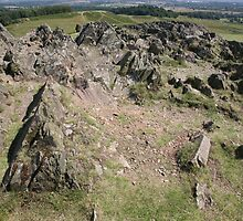rocky hill by markspics