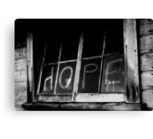 hope~ Canvas Print