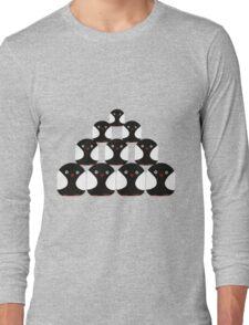 Penguin Pyrimid Long Sleeve T-Shirt