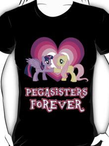 Pegasisters Forever 13 T-Shirt