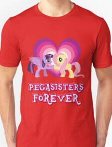 Pegasisters Forever 13 Unisex T-Shirt