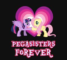 Pegasisters Forever 13 Womens Fitted T-Shirt