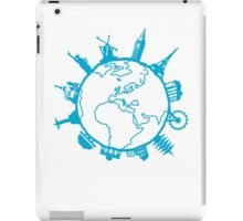 Cities of the World iPad Case/Skin
