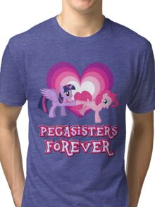 Pegasisters Forever 14 Tri-blend T-Shirt