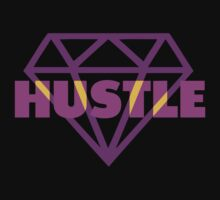 Purple Diamond Hustle by mamisarah