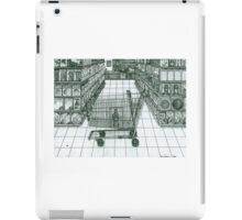 Shop and Slave iPad Case/Skin