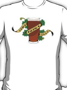 Drink Irish Beer T-Shirt