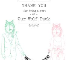 The Wedding Wolf Pack by Suzanne Brogan