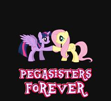 Pegasisters Forever (No Heart) 13 Womens Fitted T-Shirt