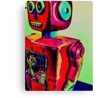 Robot Automatic Canvas Print