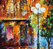 LIGHT OF LOVE by Leonid  Afremov