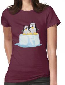Coooooooold2 Womens Fitted T-Shirt