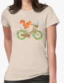 Natural cycles Womens Fitted T-Shirt