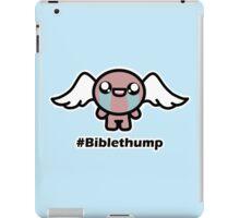 Binding of Isaac Rebirth Biblethump  iPad Case/Skin