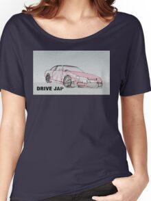 Drive Jap Women's Relaxed Fit T-Shirt
