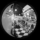 London Eds Diner  by Sarah Horsman
