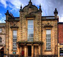 Carlisle Congregational Church by Tom Gomez