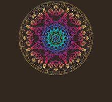 Bliss Energy Yoga Chakra Mandala T-Shirt