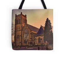 Jesmond Parish Church Tote Bag