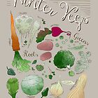 Winter Vegetables by randoms