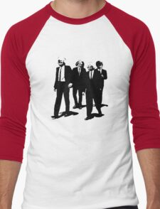 Reservoir Girls Men's Baseball ¾ T-Shirt