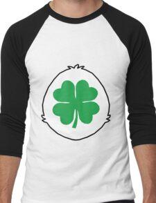 Luck Bear TShirt Men's Baseball ¾ T-Shirt