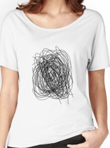 Sketchy-thingy-thing. Women's Relaxed Fit T-Shirt